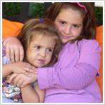 Gyerekek a hévízi Júlia Villa Apartmanházban