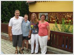 Sípos család Tarpáról